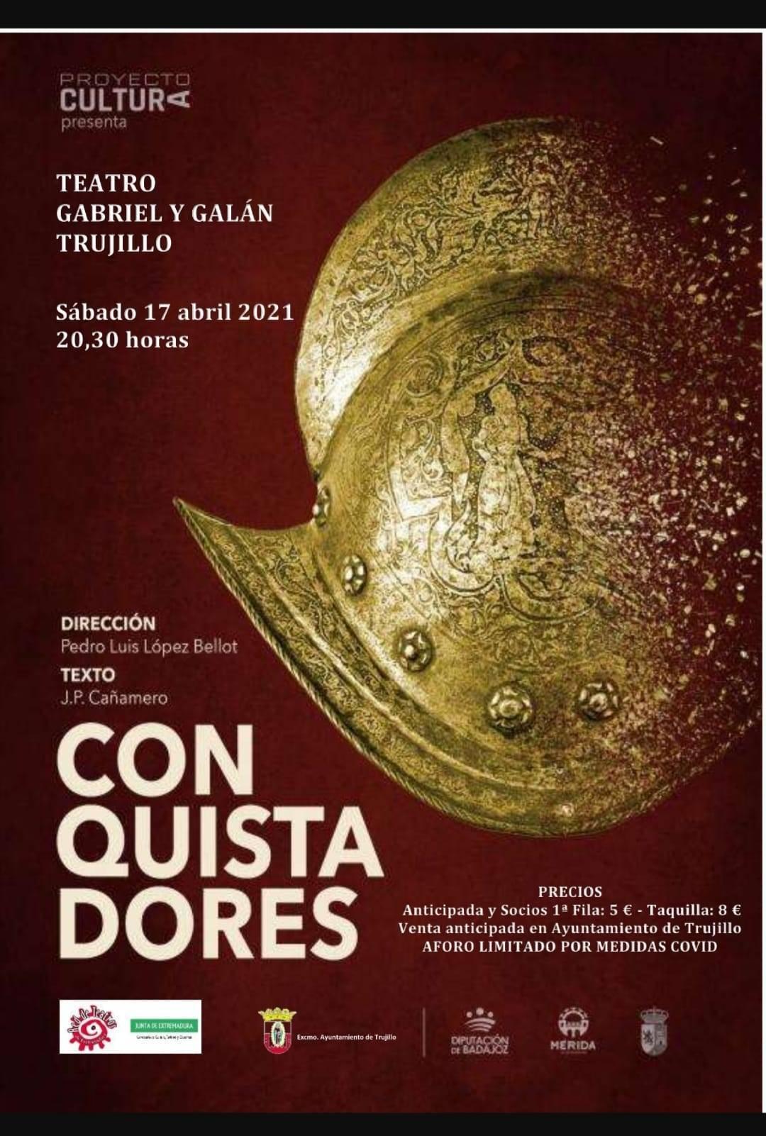 Conquistadores (2021) - Trujillo (Cáceres)