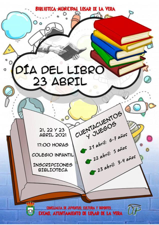 Día del Libro (2021) - Losar de la Vera (Cáceres)