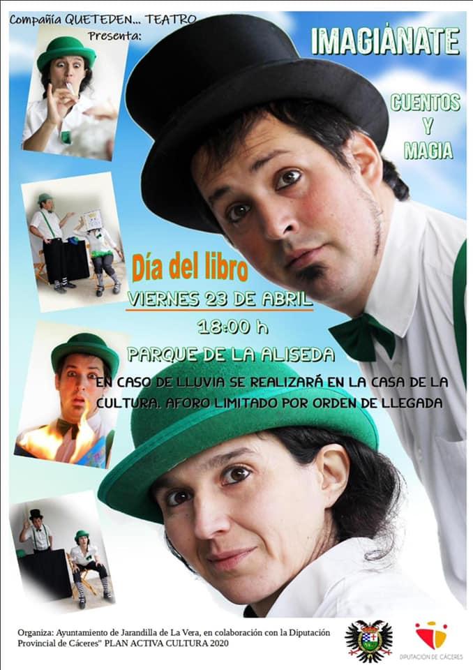 Espectáculo de cuentos y magia (2021) - Jarandilla de la Vera (Cáceres)