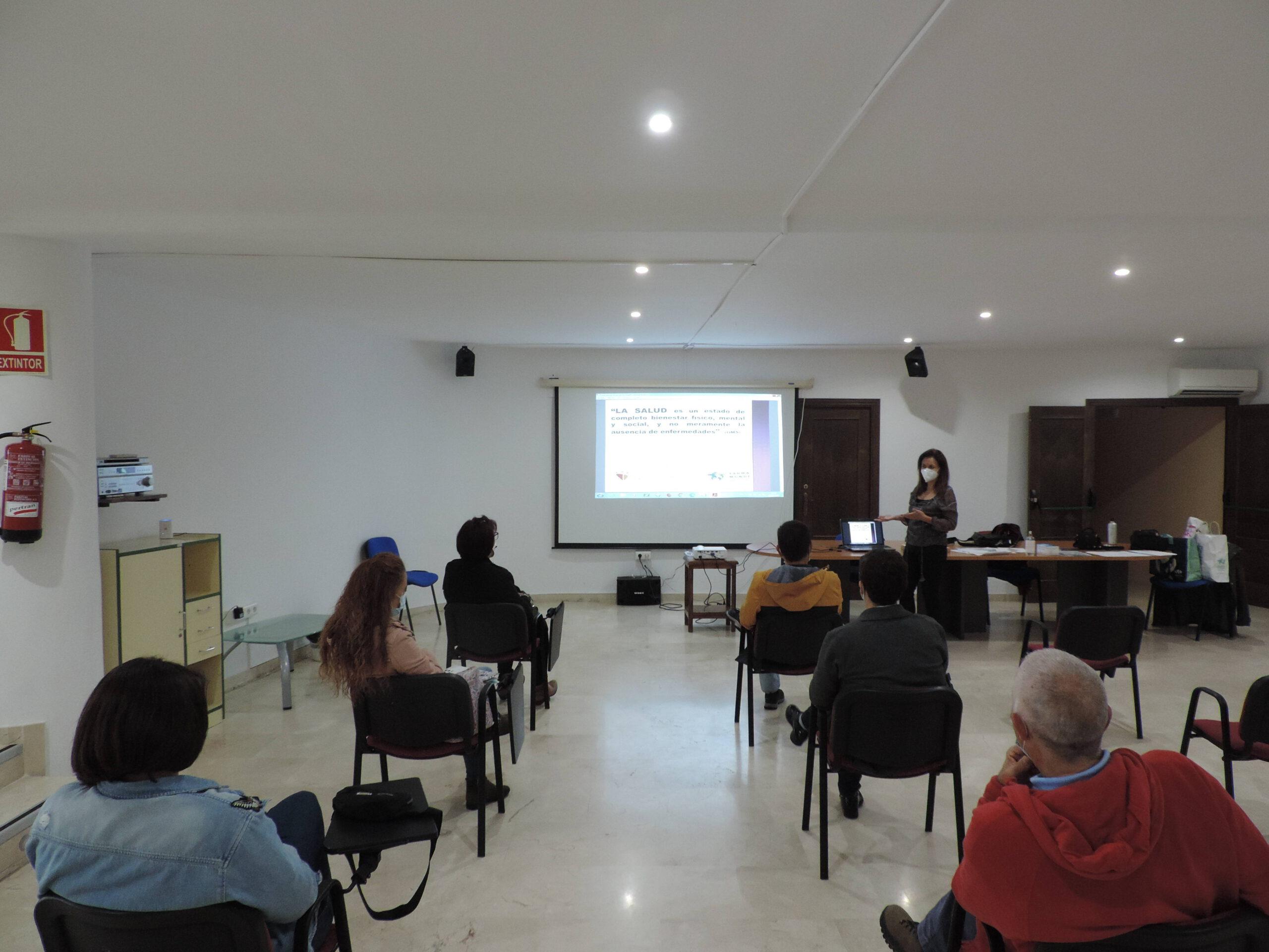 Guadalupe (Cáceres) y Logrosán (Cáceres) mapean los recursos de bienestar y salud de sus comunidades 2