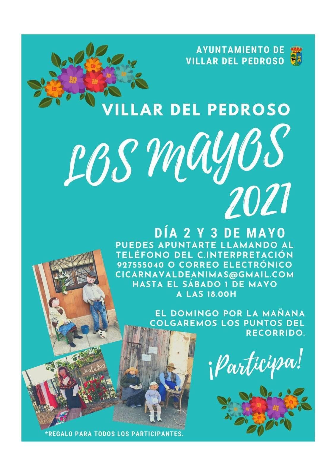 Los Mayos (2021) - Villar del Pedroso (Cáceres)