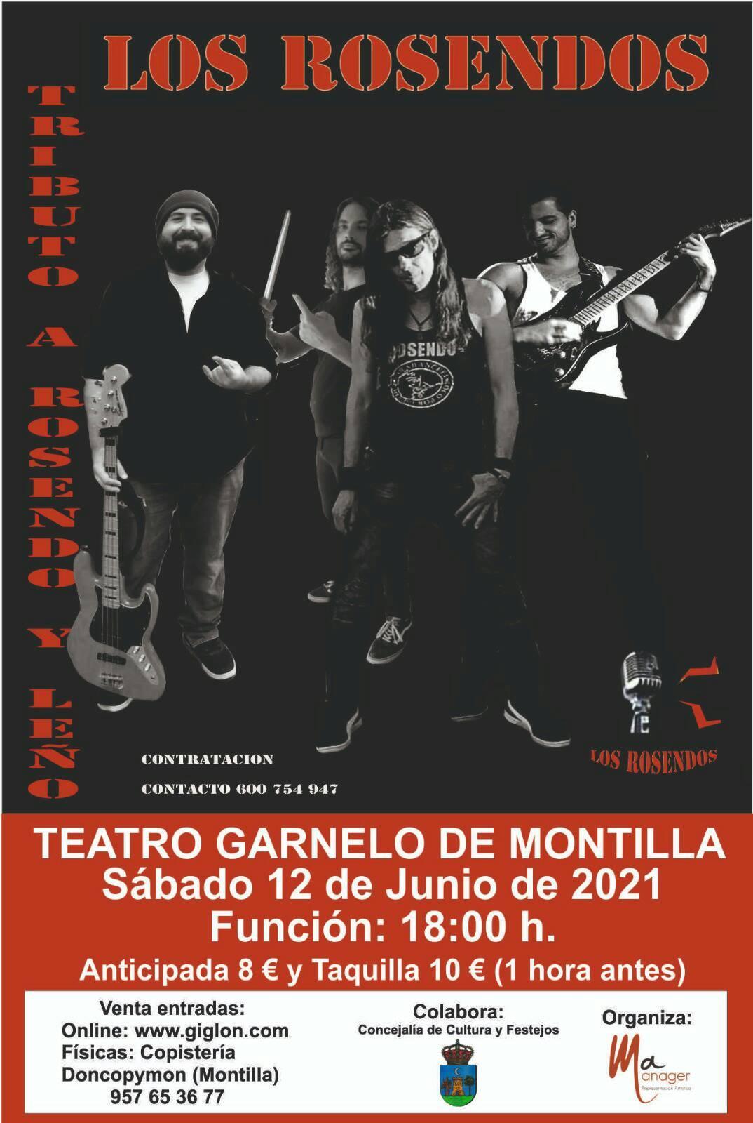 Los Rosendos (2021) - Montilla (Córdoba)