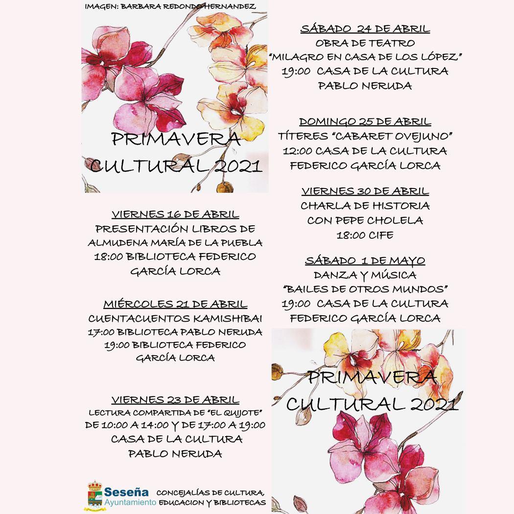 Primavera cultural (2021) - Seseña (Toledo)