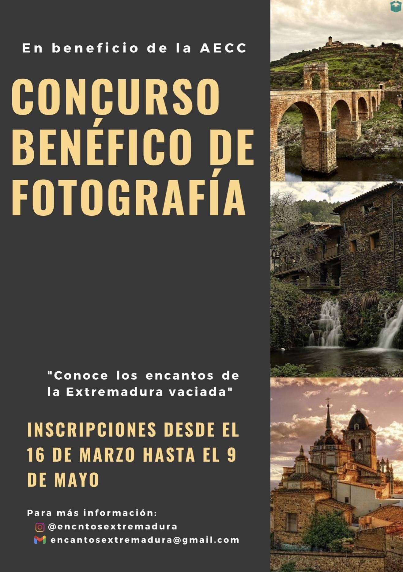 Se inicia el periodo de inscripción para el concurso benéfico de fotografía Conoce los encantos de la Extremadura vaciada (2021) 1
