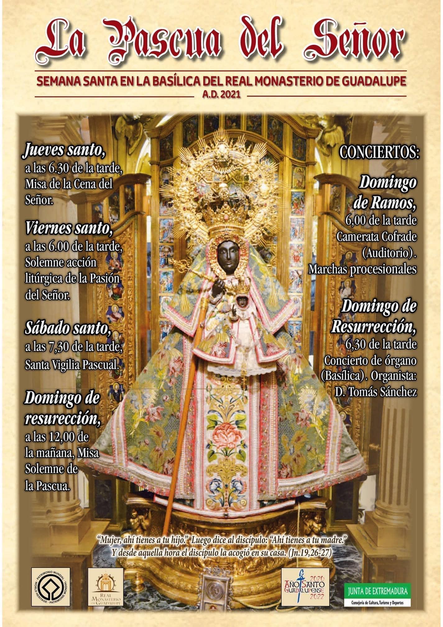 Semana Santa (2021) - Guadalupe (Cáceres)