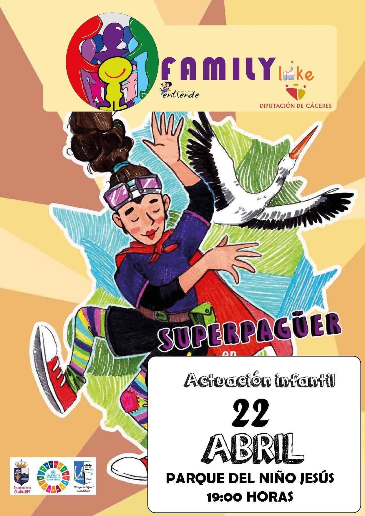 Superpagüer (2021) - Guadalupe (Cáceres)