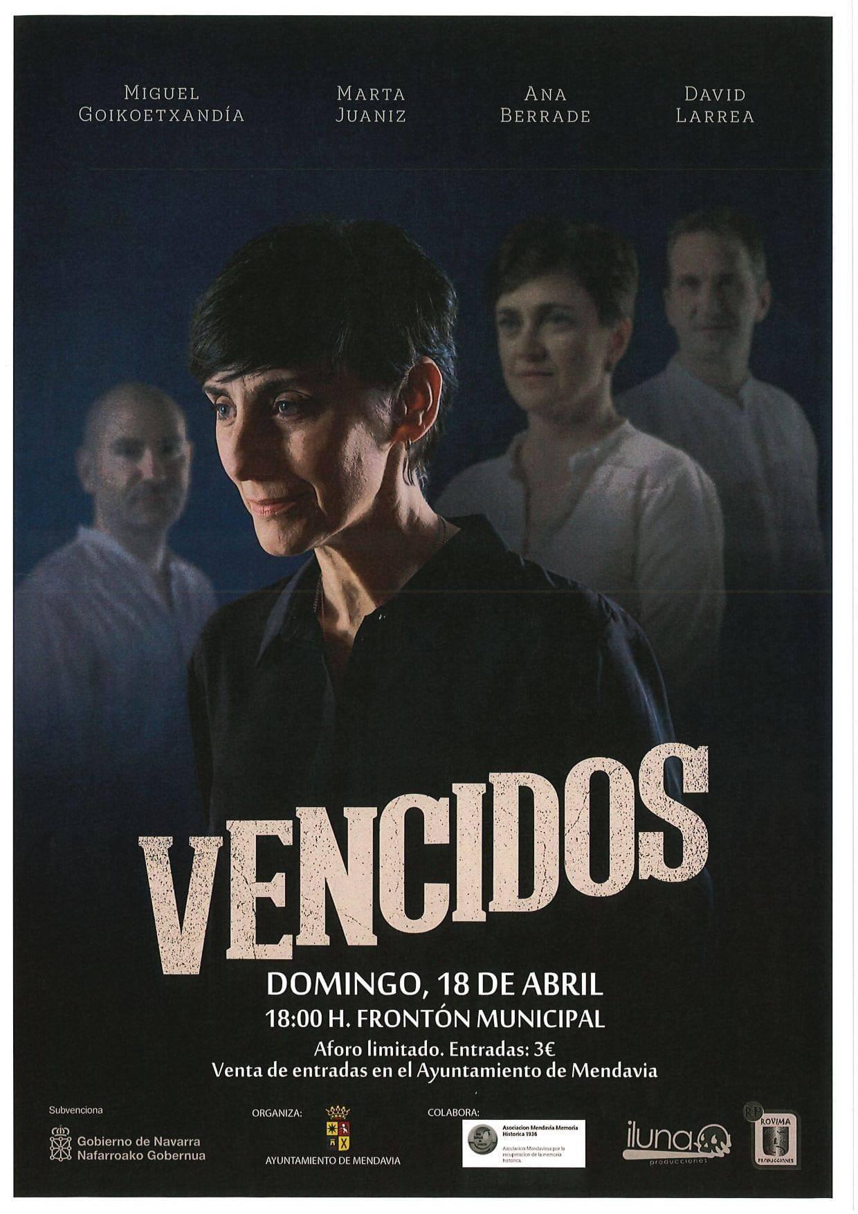 Vencidos (2021) - Mendavia (Navarra)