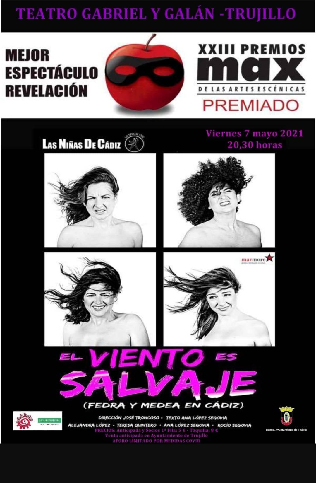 El viento es salvaje (2021) - Trujillo (Cáceres)