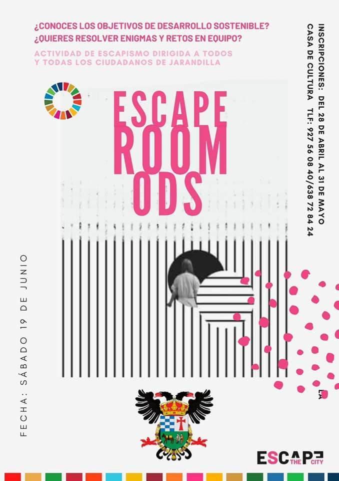 Escape room (2021) - Jarandilla de la Vera (Cáceres)