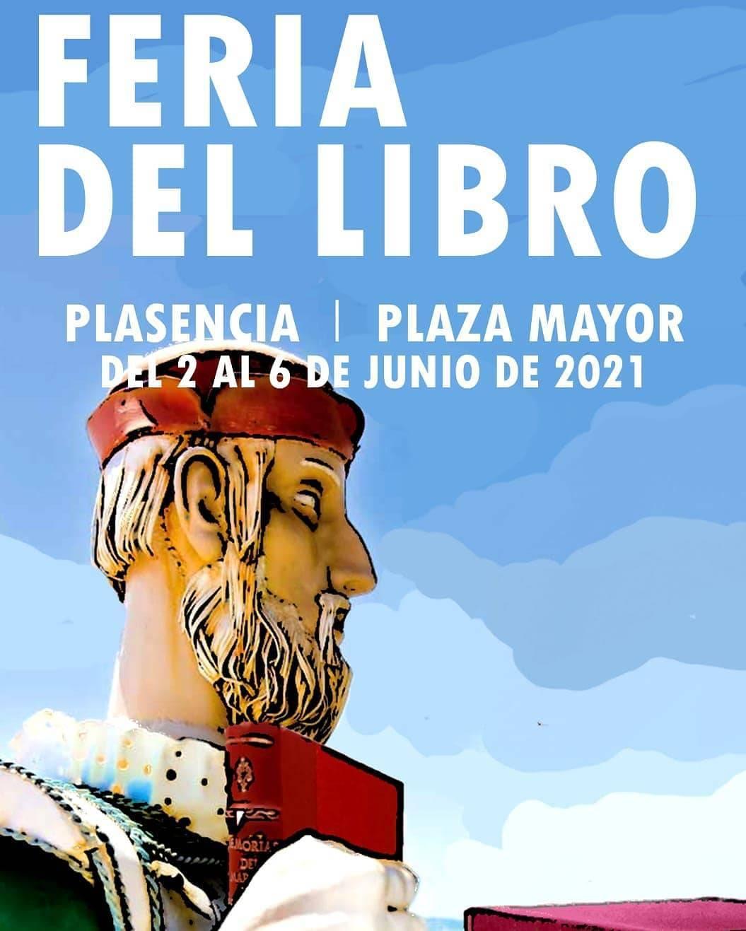 Feria del libro (2021) - Plasencia (Cáceres)
