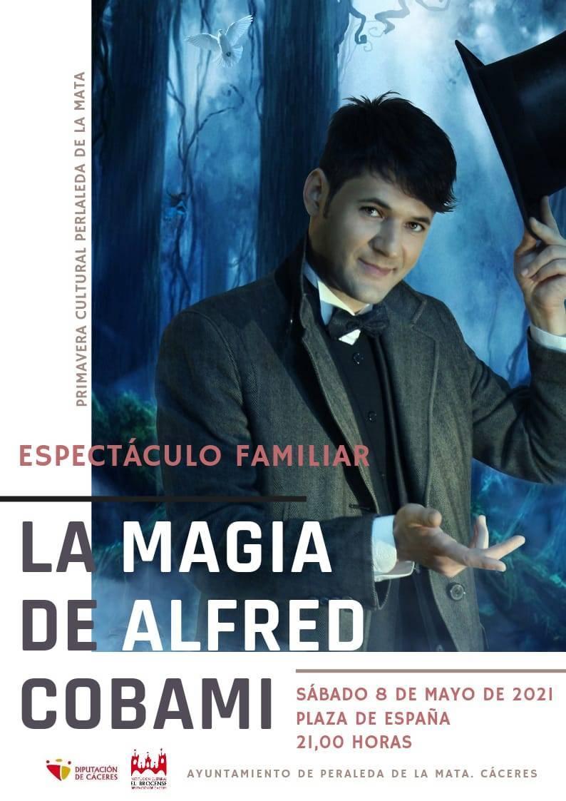 La magia de Alfred Cobami (2021) - Peraleda de la Mata (Cáceres)