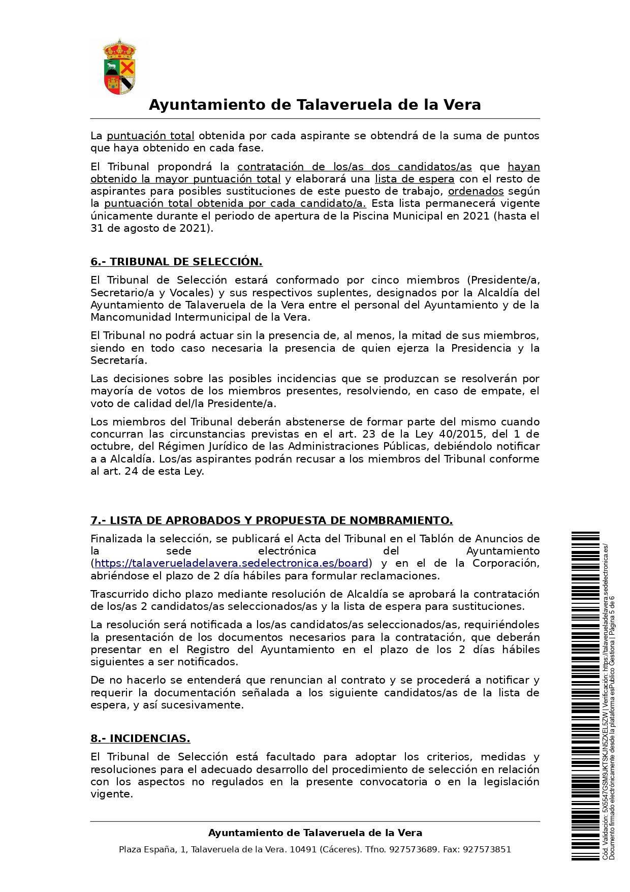 2 socorristas (2021) - Talaveruela de la Vera (Cáceres) 5