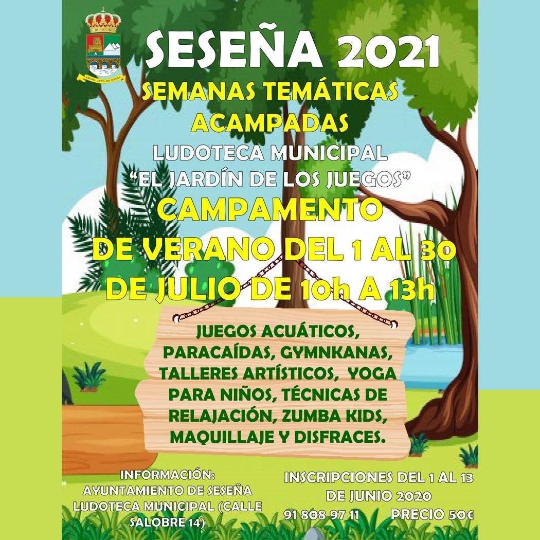 Campamento de verano (2021) - Seseña (Toledo)