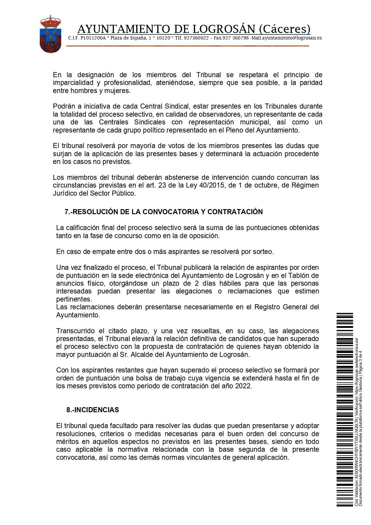 Monitores para la escuela de verano (2021-2022) - Logrosán (Cáceres) 3