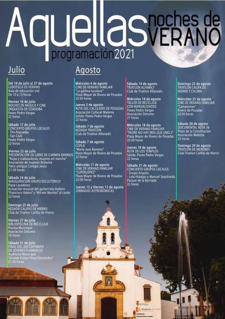 Aquellas noches de verano (2021) - Posadas (Córdoba)