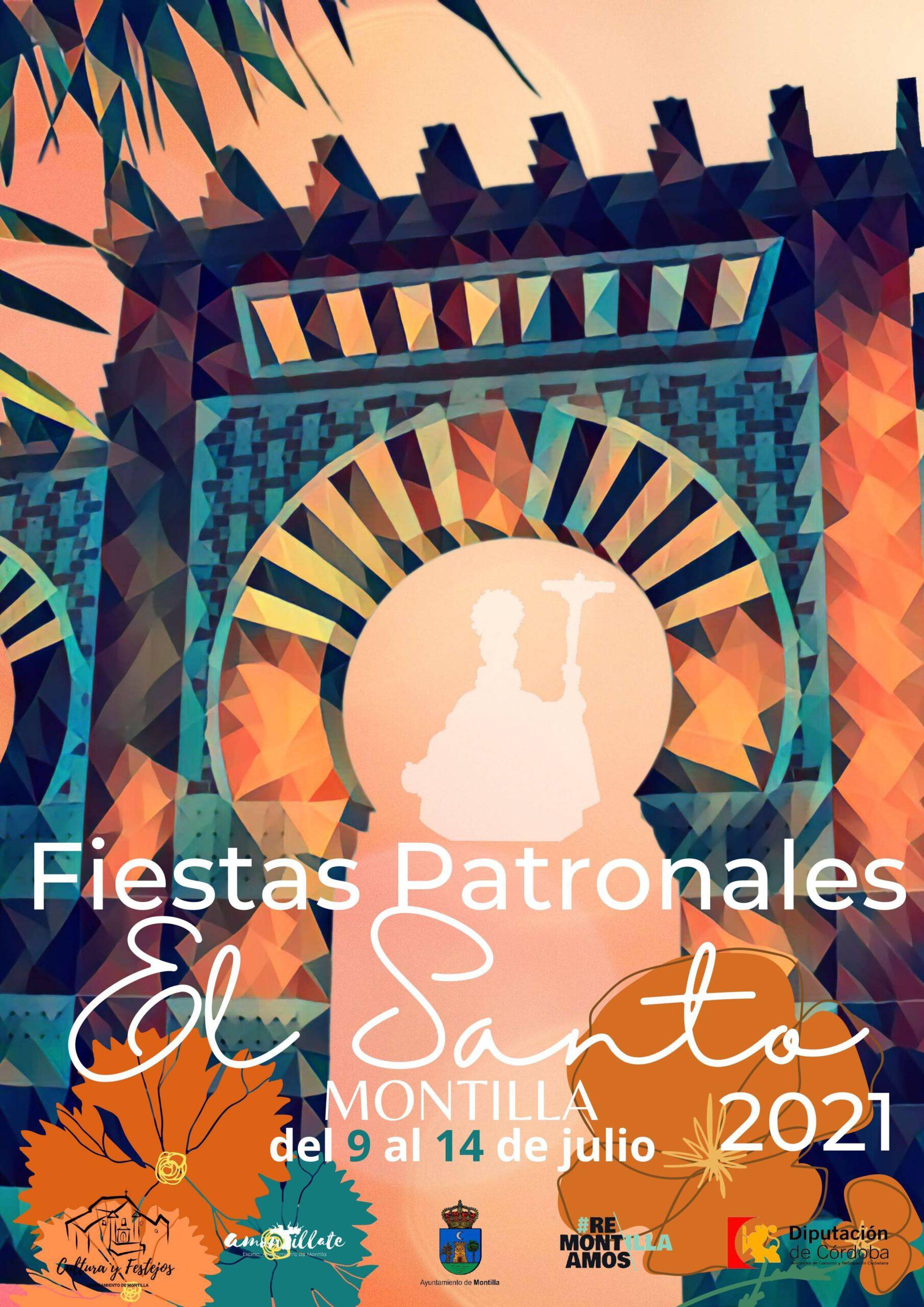 Fiestas patronales de El Santo (2021) - Montilla (Córdoba) 1