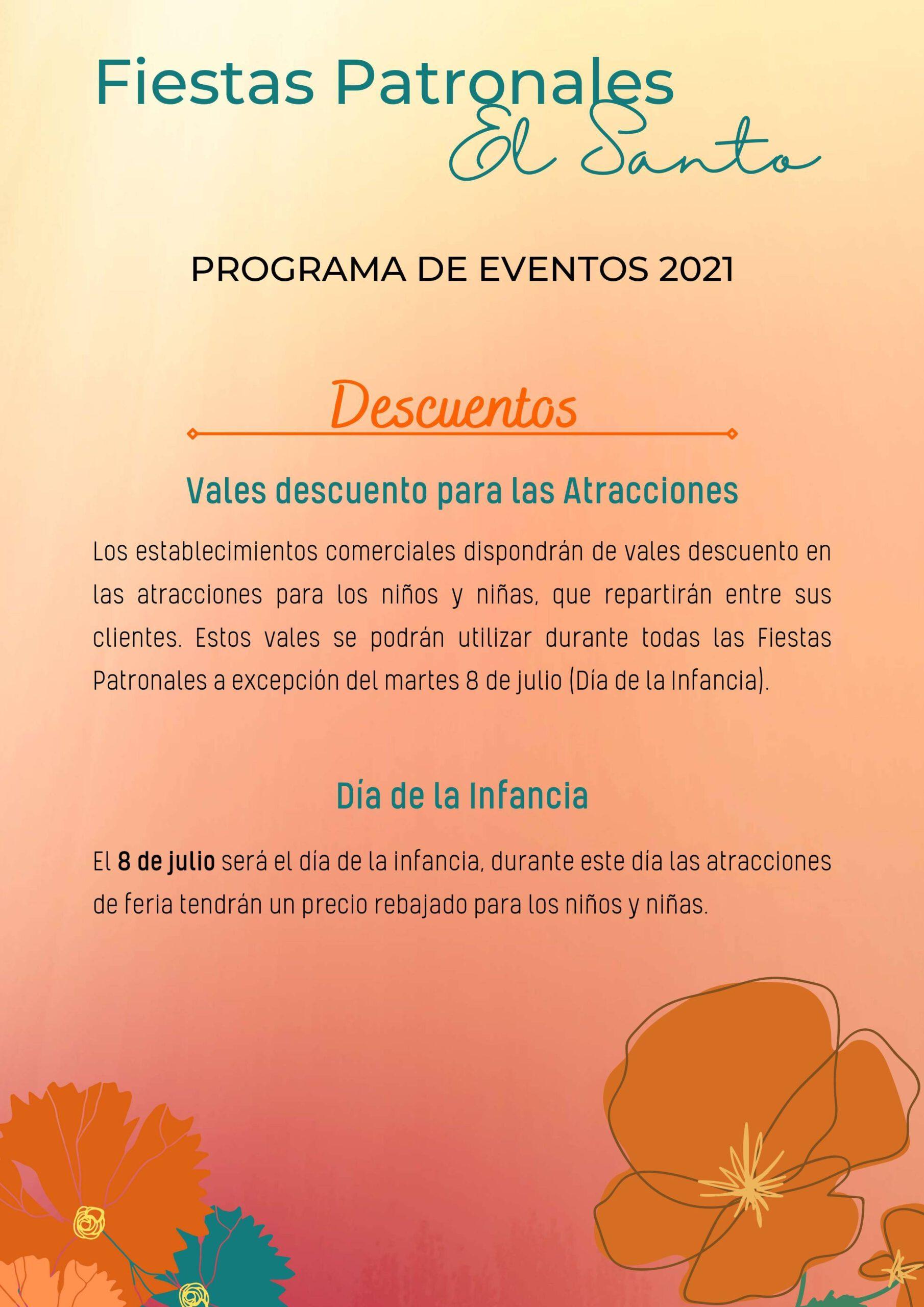Fiestas patronales de El Santo (2021) - Montilla (Córdoba) 2