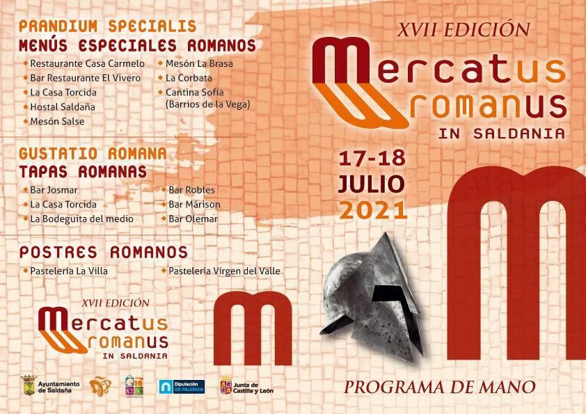XVII Mercatus Romanus - Saldaña (Palencia) 1