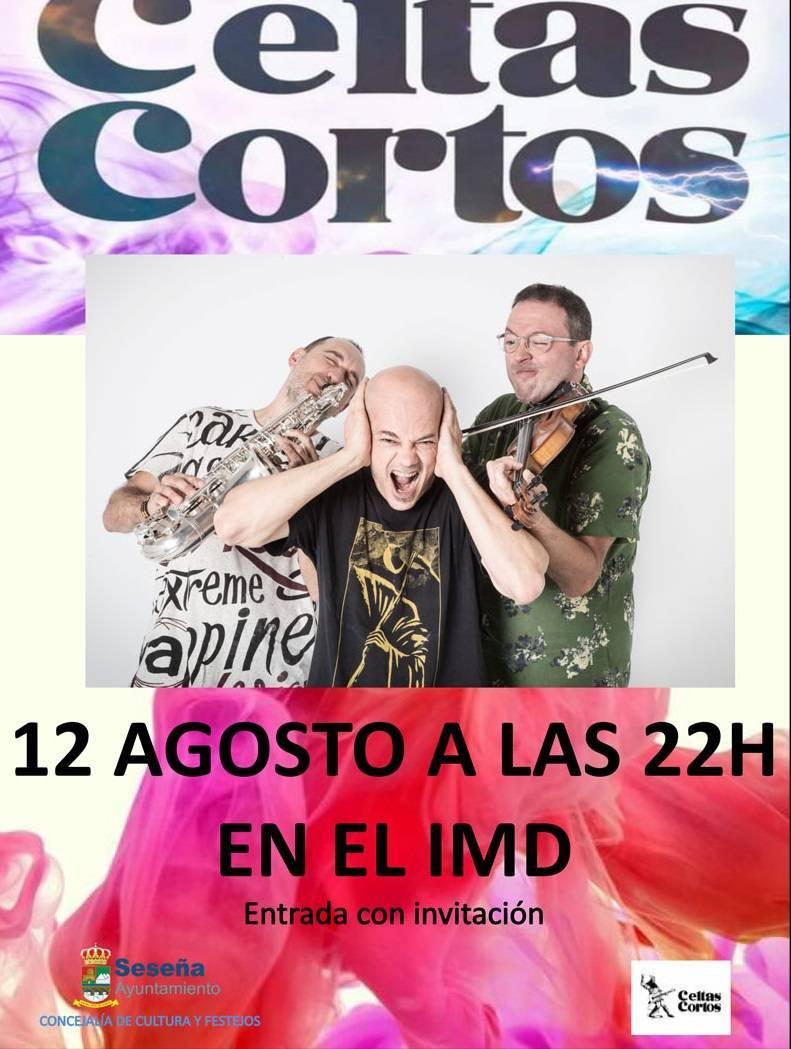 Celtas Cortos (2021) - Seseña (Toledo)