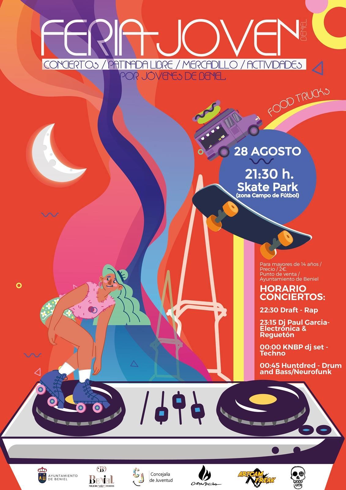 I Feria Joven - Beniel (Murcia)