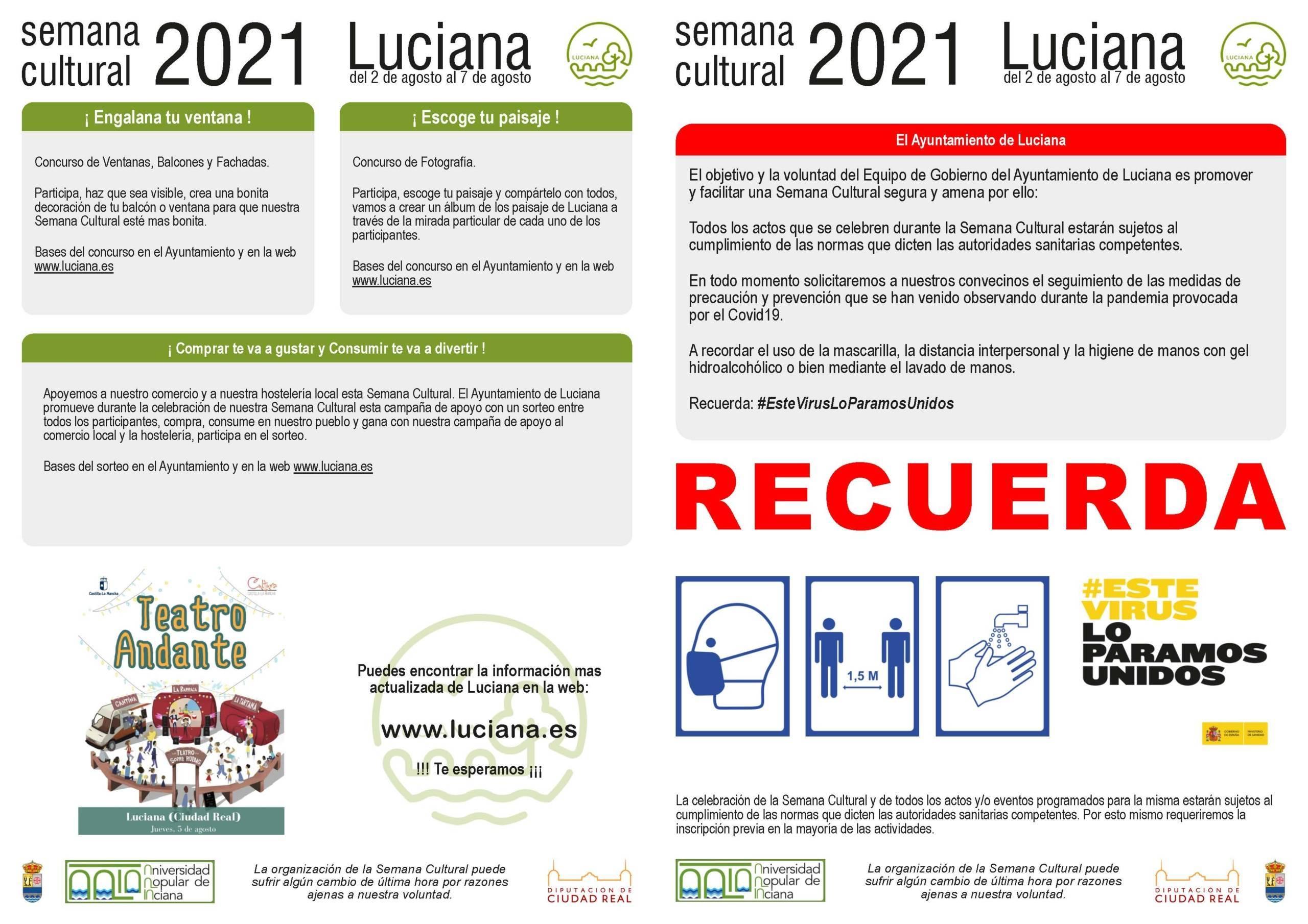 Semana Cultural (2021) - Luciana (Ciudad Real) 1
