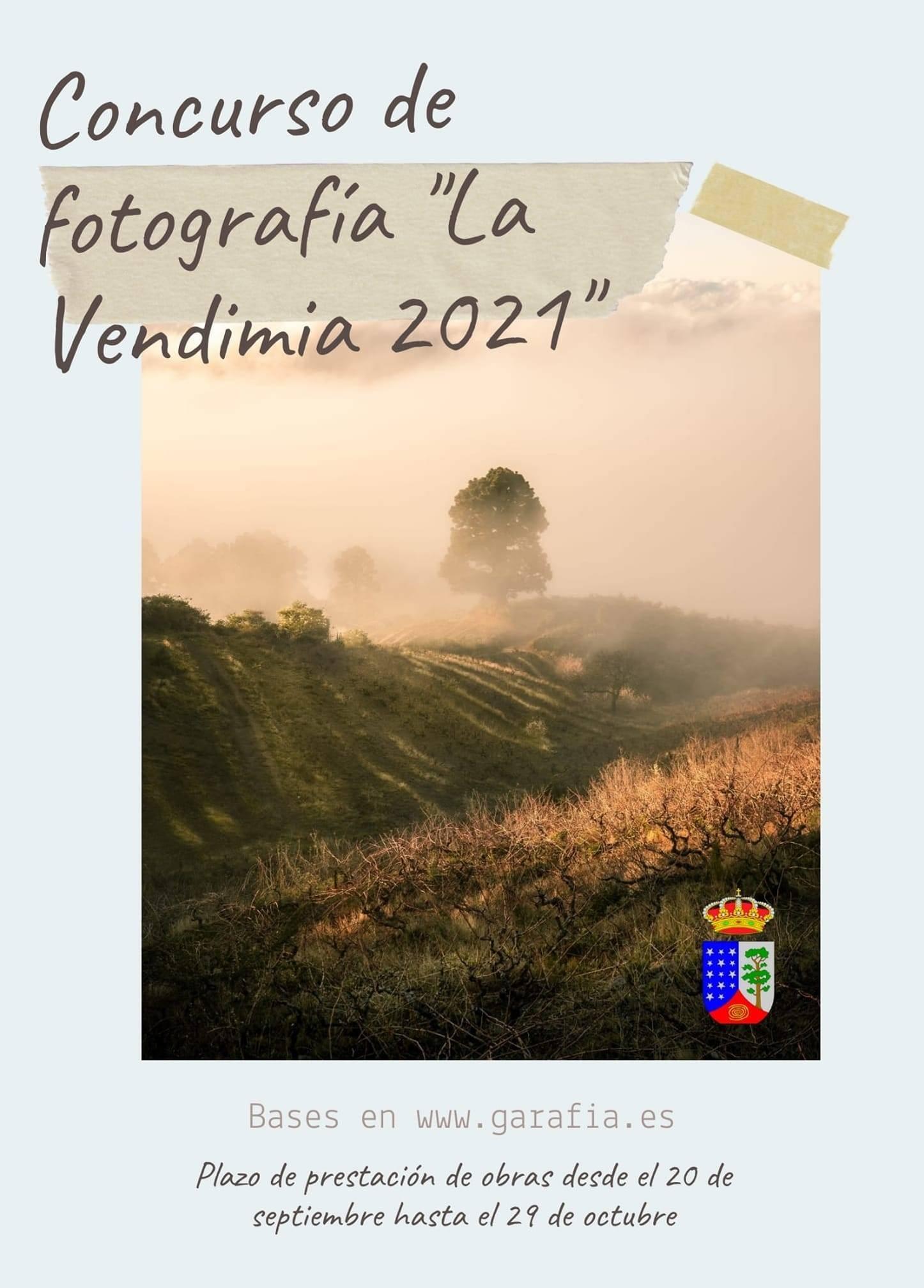 Concurso de fotografía 'La Vendimia' (2021) - Garafía (Santa Cruz de Tenerife)