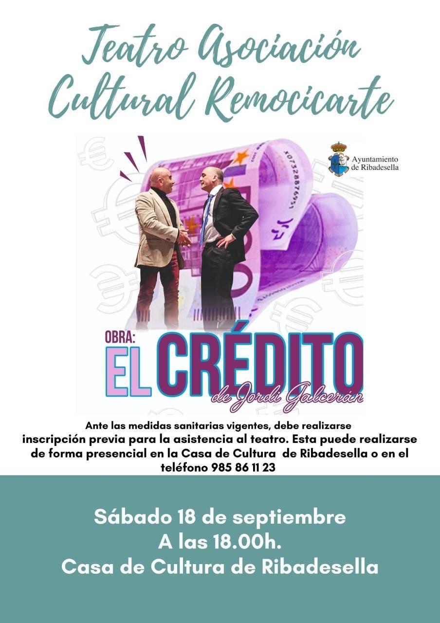 'El crédito' (2021) - Ribadesella (Asturias)