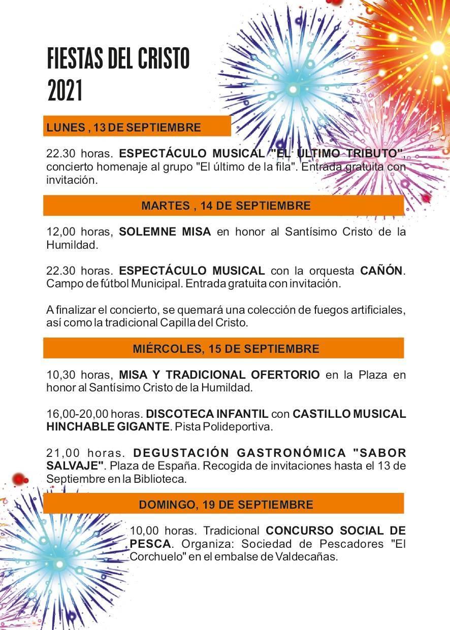 Fiestas del Cristo de la Humildad (2021) - Peraleda de la Mata (Cáceres) 3