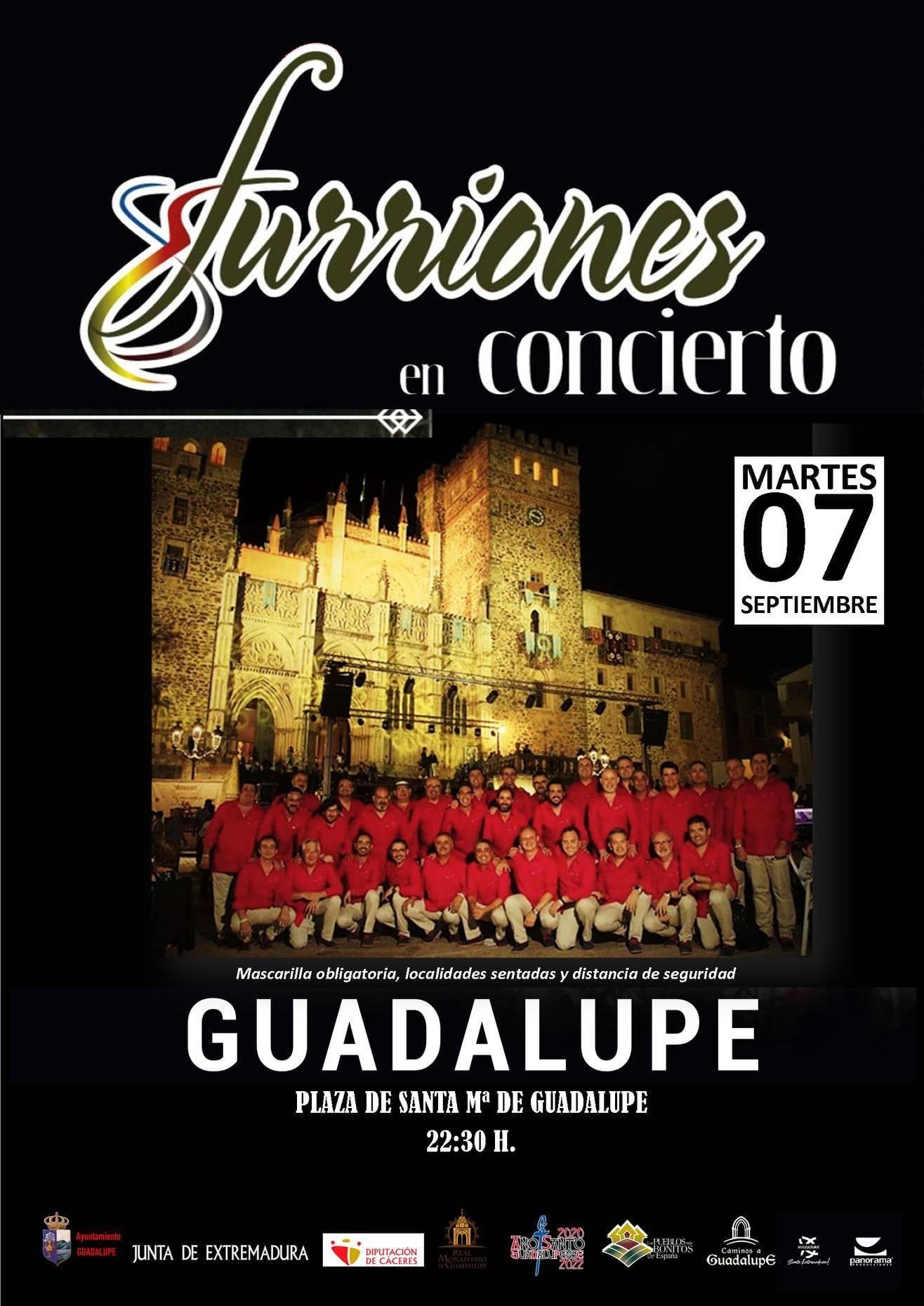 Furriones (2021) - Guadalupe (Cáceres)