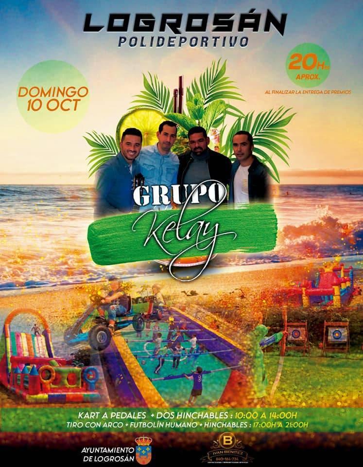 Grupo Kelay (2021) - Logrosán (Cáceres)