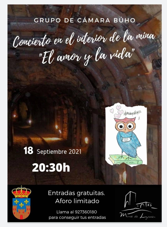Grupo de Cámara Búho (2021) - Logrosán (Cáceres)