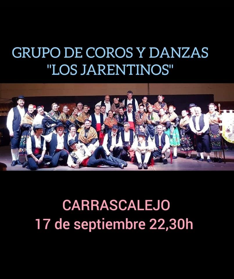 Grupo de Coros y Danzas Los Jarentinos (2021) - Carrascalejo (Cáceres)