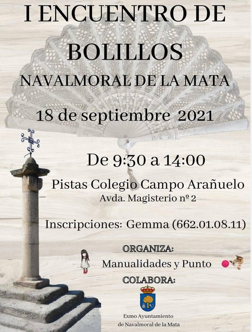 I Encuentro de Bolillos - Navalmoral de la Mata (Cáceres)