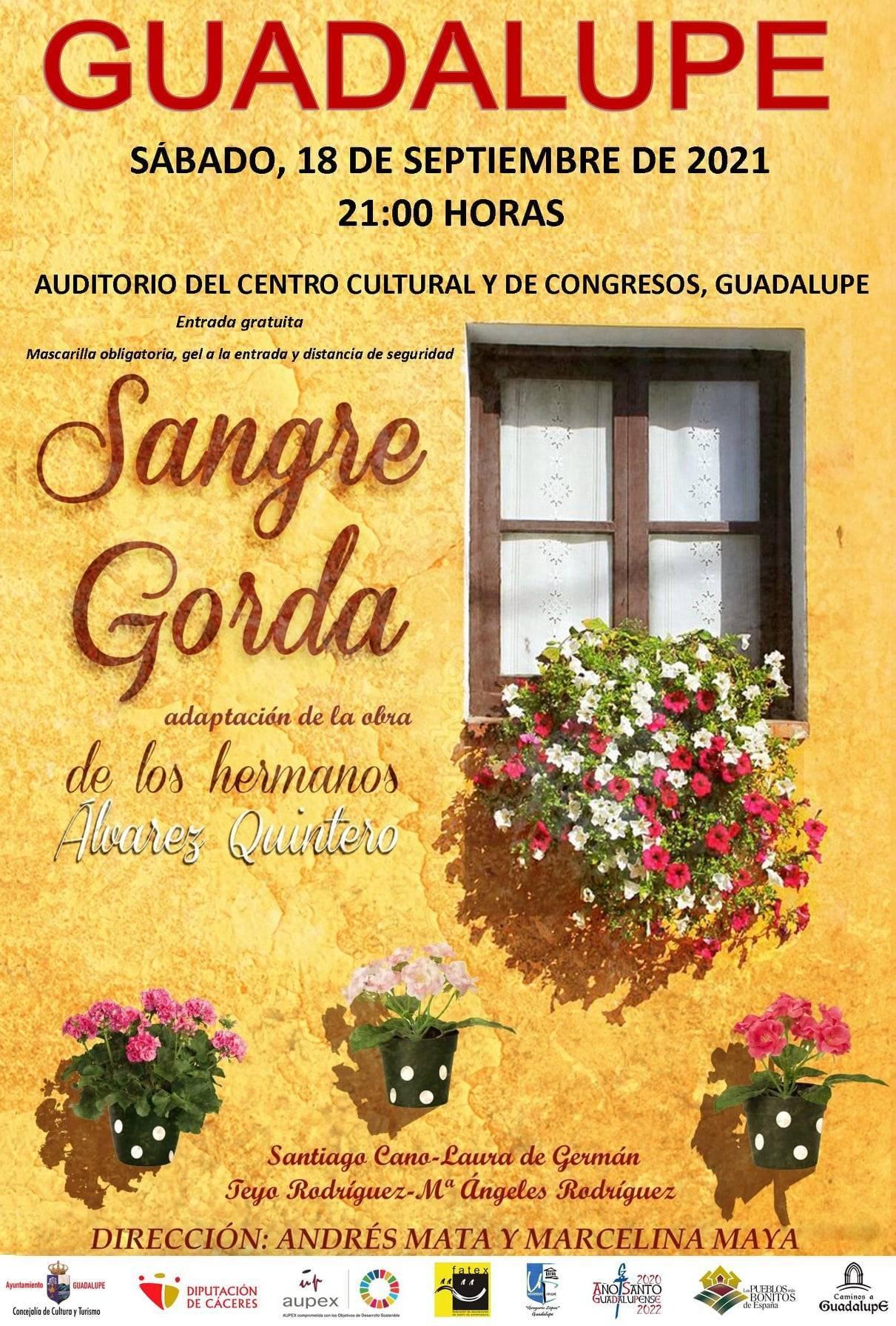 'Sangre gorda' (2021) - Guadalupe (Cáceres)