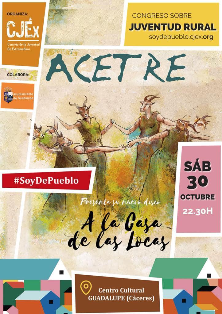 Acetre (2021) - Guadalupe (Cáceres)