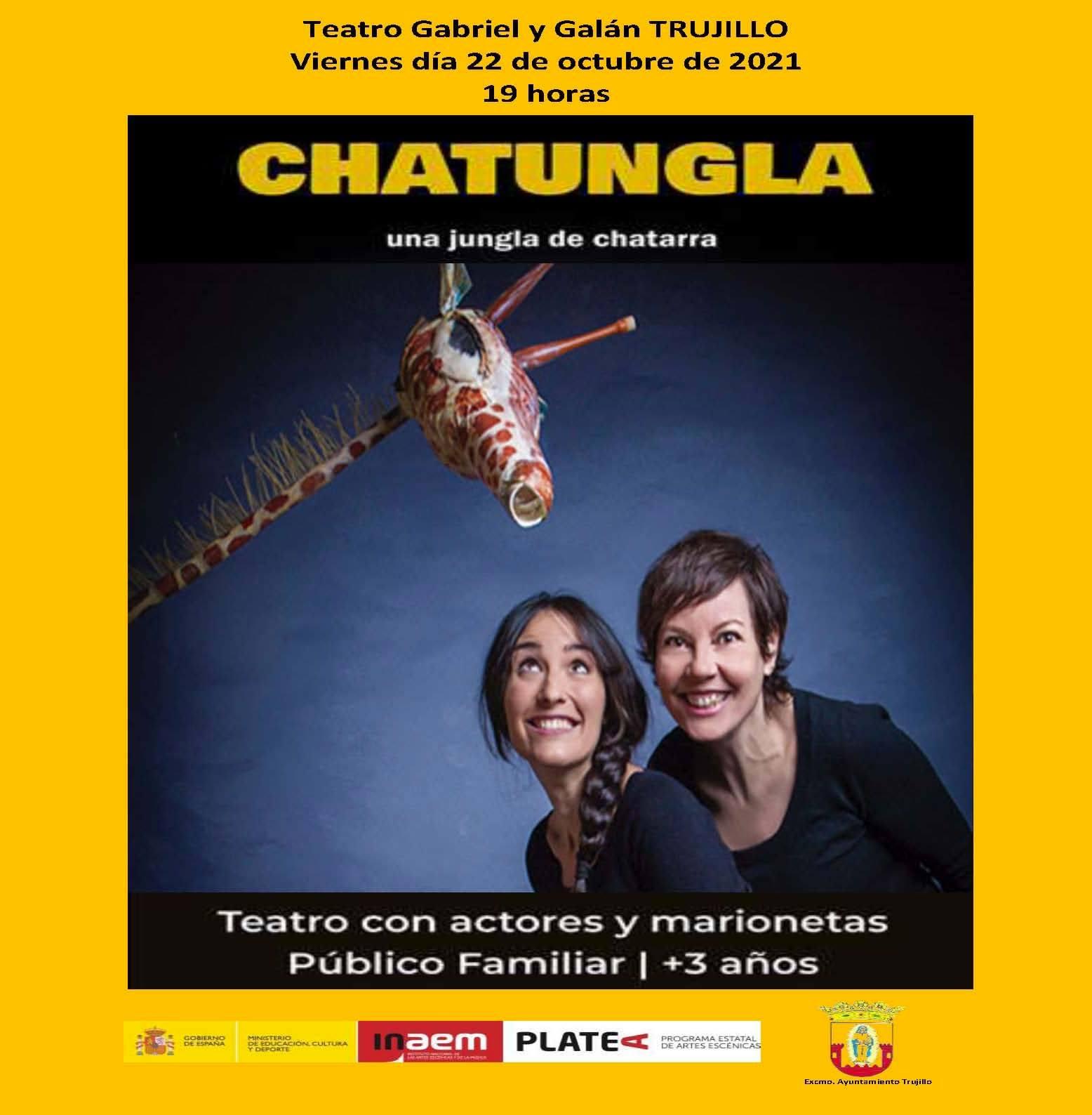 'Chatungla' (2021) - Trujillo (Cáceres)