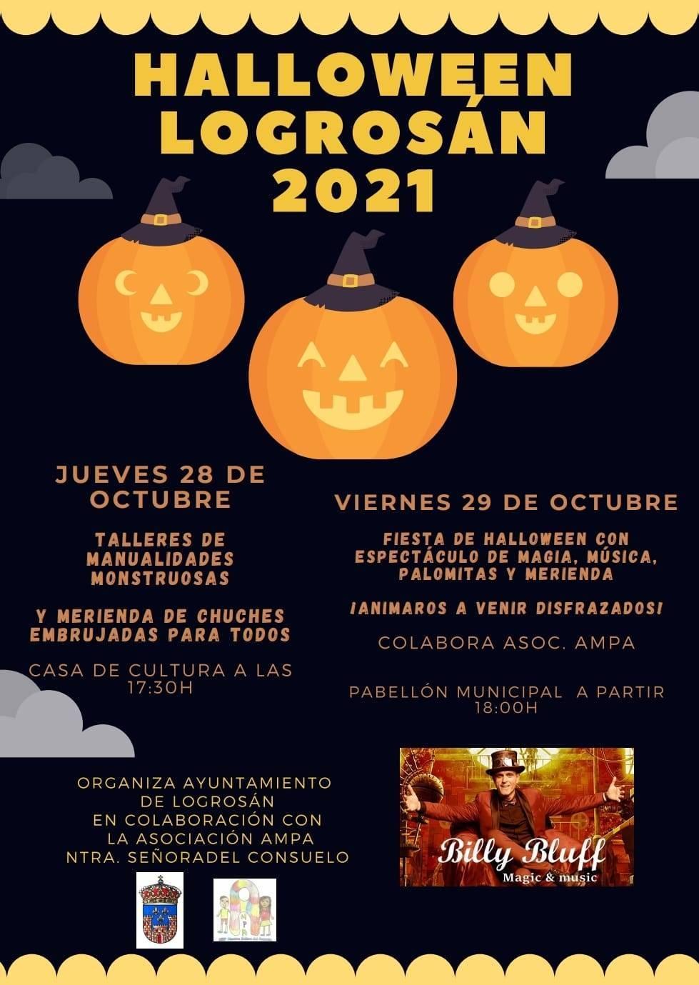Halloween (2021) - Logrosán (Cáceres)
