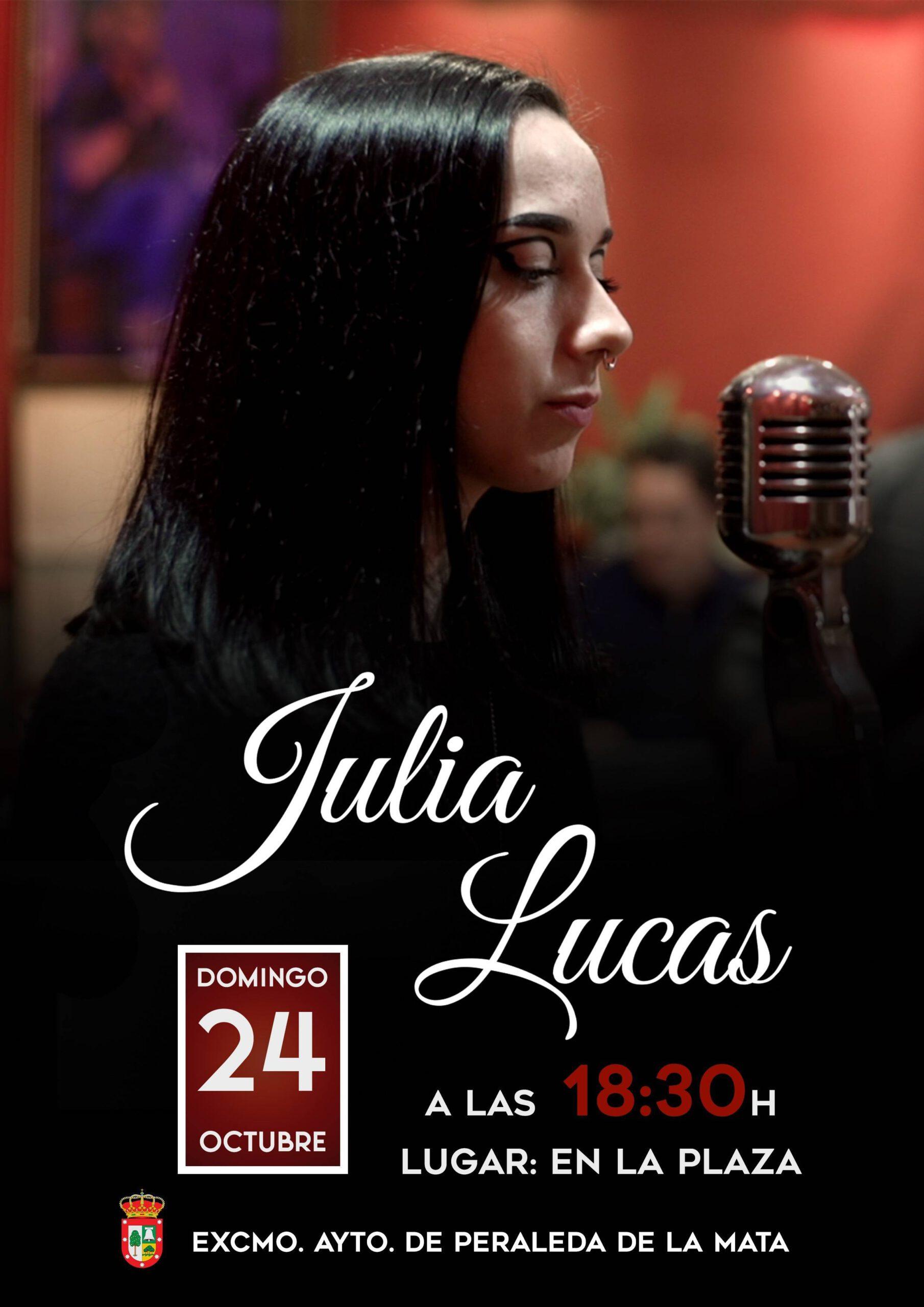 Julia Lucas (2021) - Peraleda de la Mata (Cáceres)