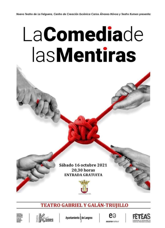 'La comedia de las mentiras' (2021) - Trujillo (Cáceres)