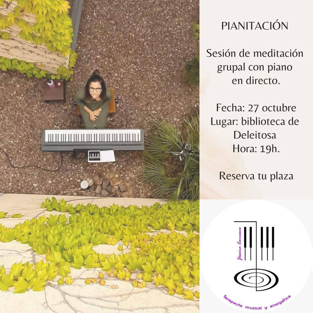 Pianitación (octubre 2021) - Deleitosa (Cáceres)